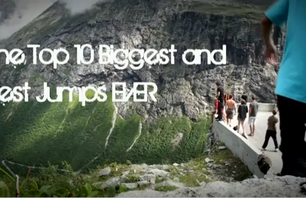 The Ten Biggest Jumps of All Time