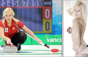Curling Just Got Interesting