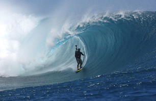 Red Bull Does Teahupoo in 360 Vision