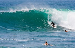 So-So So-Cal South Swell Action