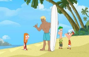 Pro Surfer Laird Hamilton to Guest Star on Disney XD\'s \