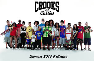 Showcase: Crooks & Castles Summer 2010