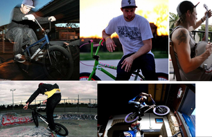 Quintin Co. Announces BMX Team