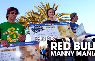 Red Bull Manny Mania Hits OC