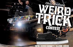 Weird Trick Contest