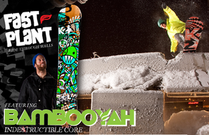 K2\'s New Snowboard Line Includes an INDESTRUCTIBLE Core