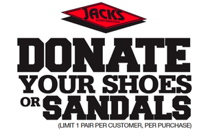DC and Jack\'s Surfboards Partner to Benefit Sole4Souls