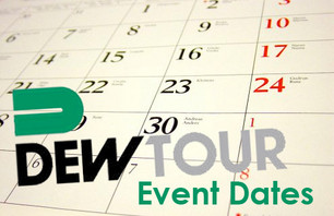 2010 Summer Dew Tour Event Dates
