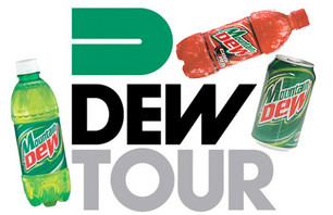 Mountain Dew Signs Multi-Year Extension for Dew Tour