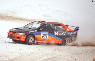 Defending Champ ACP Favored at Sno*Drift