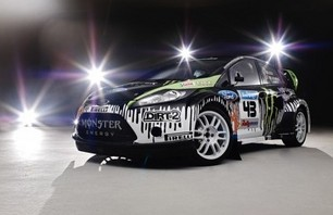 Monster World Rally Team Livery Revealed!