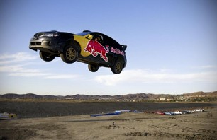 Pastrana\'s Red Bull No Limits Jump Practice Photo 0004