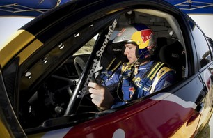 Pastrana\'s Red Bull No Limits Jump Practice Photo 0005