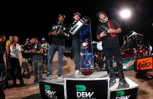 Nyquist Wins Dew Dirt SLC!