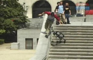 BMX Crash! - Road Fools Euro