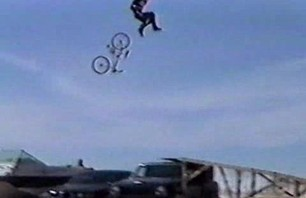 BMX Crash! - Year End 2001