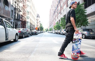 Street Beat:  Ryan Sheckler