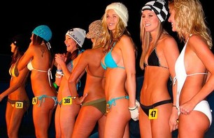 Beanies and Bikinis Photo Gallery