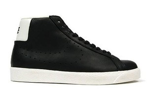 NIKE BLAZER MID LEATHER SHOE ($80.00)