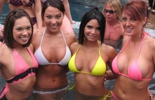 Hot Tub Hotties Gallery