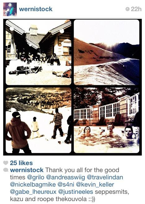 Monday RandaGram Gallery 4.23.12