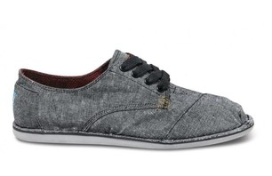 Charcoal Chambray Men\'s Desert Oxfords ($64)