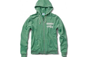 Men\'s Heather Green TOMS Classic Hoodie ($48)