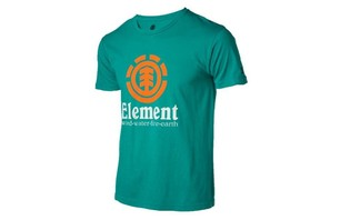 Element Vertical T-Shirt $23.95