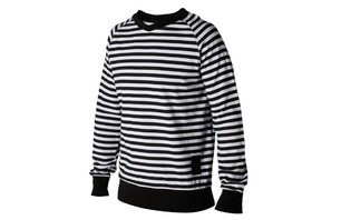 NIXON JAILHOUSE L/S CREW ($60.00)
