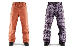 Slauson Pant ($159.99 orange) ($169.99 purple tie dye)