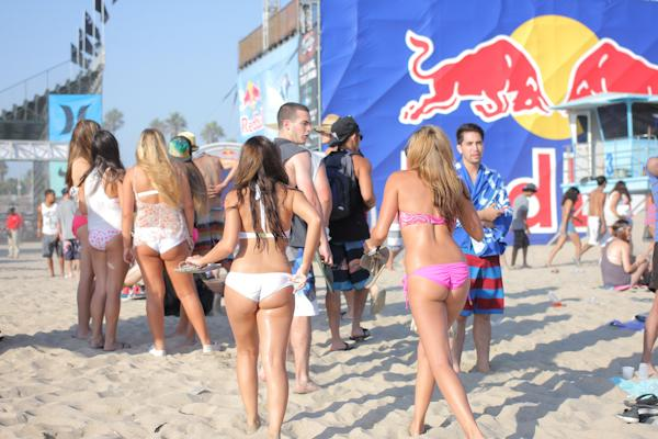 Babes of the US Open of Surfing Part One