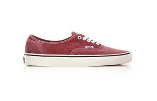 Vans Canvas Authentic ($45.00)
