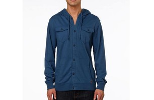 Joel Tudor JT Termino Hooded Knit Shirt ($58.00)