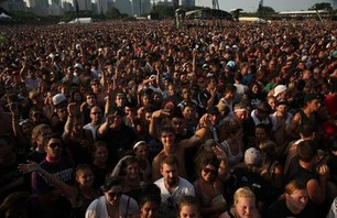 Cee Lo Rocks Grant Park, Lollapalooza Photo 0002
