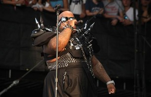 Cee Lo Rocks Grant Park, Lollapalooza Photo 0012