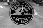 Snowboarders are Skateboarding at Windells