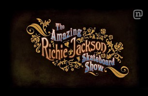 The Amazing Richie Jackson Skateboard Show: Backside Wallrides and Rock \'N\' Roll Inspiration