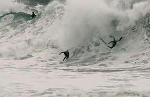 Great Slow Motion Video of Insane Wipeouts at The Wedge