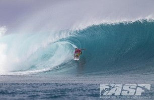 Kelly Slater and Joel Parkinson Return to Volcom Pro Fiji and Dominate