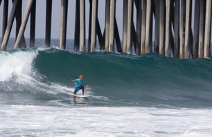Kelly Slater And Dane Reynolds Lead Amazing Quarterfinal Matchups at Nike US Open of Surfing Photo 0003