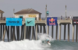 Kelly Slater And Dane Reynolds Lead Amazing Quarterfinal Matchups at Nike US Open of Surfing Photo 0008