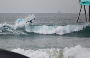Kelly Slater And Dane Reynolds Lead Amazing Quarterfinal Matchups at Nike US Open of Surfing Photo 0013