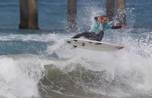 Lakey Peterson Wins Women's Nike US Open of Surfing Photo 0004