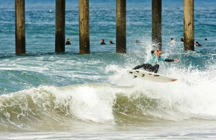 Lakey Peterson Wins Women's Nike US Open of Surfing Photo 0007