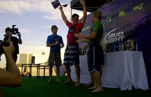 Gabe Kling Wins Bud Light Lime Labor Day Cup Photo 0003