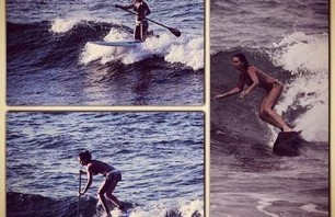 Irene Esser Is a Surfer