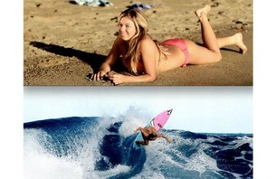 Surfer Coco Ho Stuns in X Games Real Women Contest