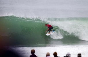 Day One of Quiksilver Pro France is in the Bag Photo 0009