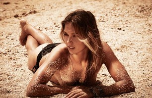 Sally Fitzgibbons Sizzles in New Surf Video