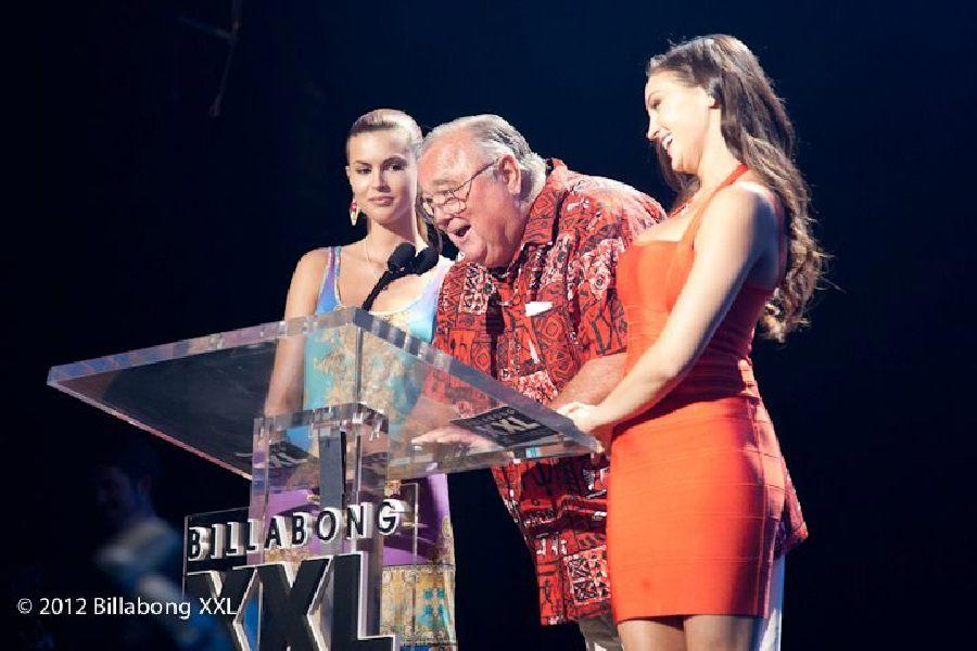 Billabong XXL Awards Ceremony Gallery